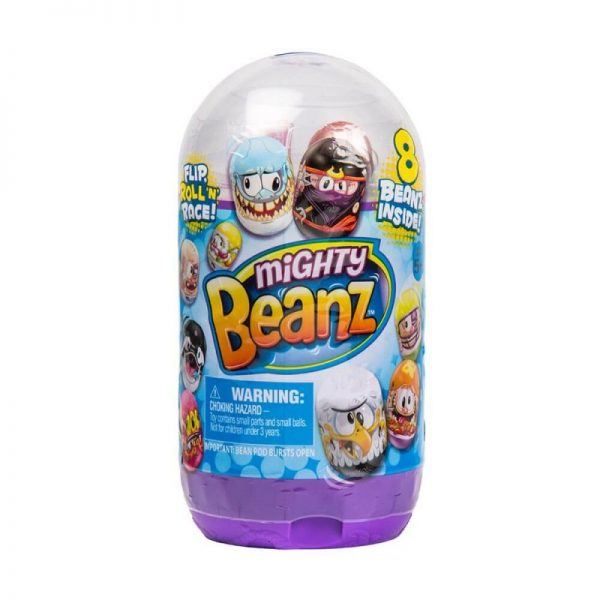 Mighty Beanz Slam Pack 8 Φιγούρες MGH04000  Αγόρι 5-7 ετών