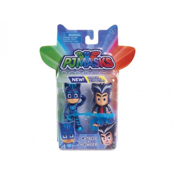 PJ MASKS Pj masks Pj Masks - Πιτζαμοήρωες Βασική Φιγούρα Σετ Των 2 - 3 Σχέδια PJM65000 Αγόρι, Κορίτσι 3-4 ετών, 4-5 ετών