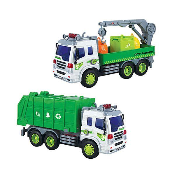 Motor & Co Purifier Truck 2 Σχέδια Motor & Co Αγόρι 5-7 ετών, 7-12 ετών