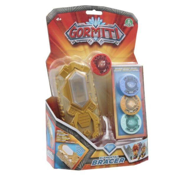 Gormiti Elemental Bracer GRM06000 Gormiti Αγόρι 4-5 ετών, 5-7 ετών Gormiti