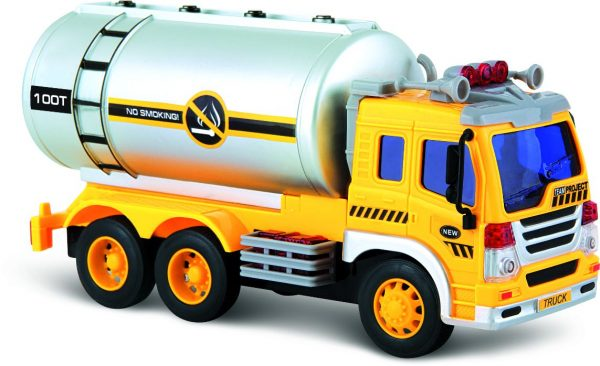 Motor & Co Builder Truck 2 Σχέδια Motor & Co Αγόρι 5-7 ετών, 7-12 ετών