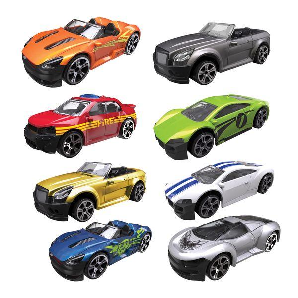 Motor & Co City Car Motor & Co Αγόρι 3-4 ετών, 4-5 ετών