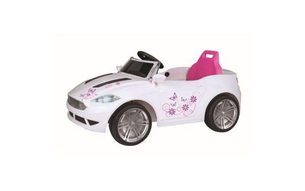Sun & Sport - Hλεκτρικό Όχημα Girl 6v Sun & Sport Κορίτσι 5-7 ετών