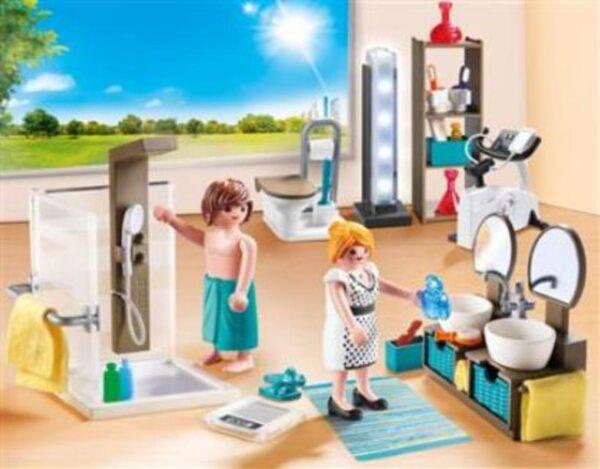 Playmobil Mοντέρνο Λουτρό  Unisex  Playmobil, Playmobil City Life