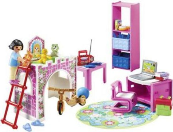 Playmobil Μοντέρνο Παιδικό Δωμάτιο  Unisex  Playmobil, Playmobil City Life