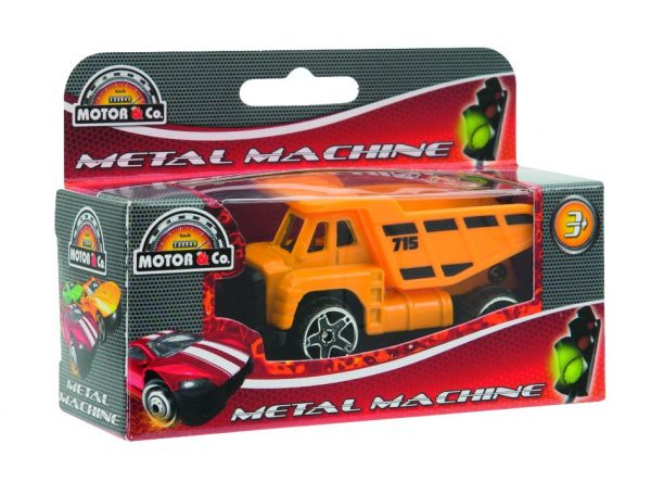 Motor & Co Mεταλλικό Όχημα Σχέδια Motor & Co Αγόρι 3-4 ετών, 4-5 ετών
