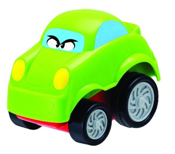 Baby Smile City Patrol Car 3 Σχέδια Baby Smile Αγόρι, Κορίτσι 12-24 μηνών