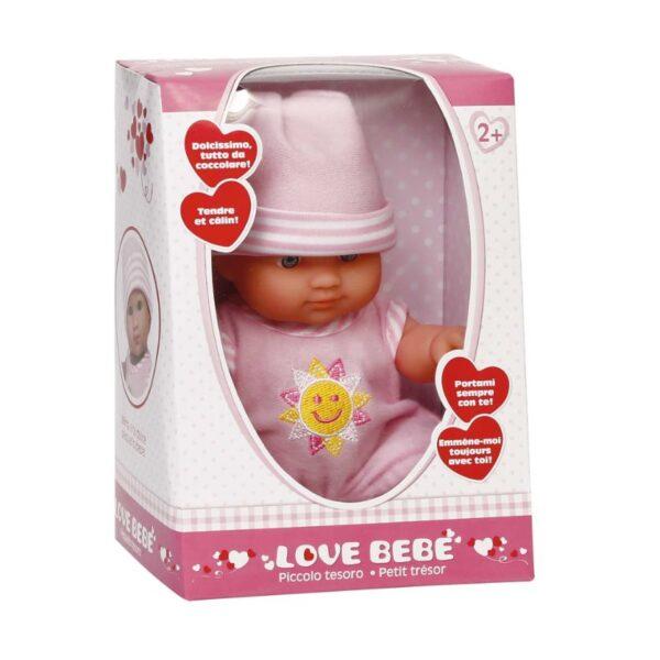 Love bebè - Μωρό Θησαυρός Love Bebe' Κορίτσι