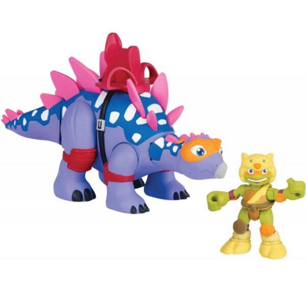 Χελωνονιντζάκια TMNT Teenage Mutant Ninja Turtles Half-Shell Heroes Dino με φιγούρα TUH03111 Xελωνονιντζάκια - Teenage Mutant Ninja Turtles Αγόρι 3-4 ετών, 4-5 ετών