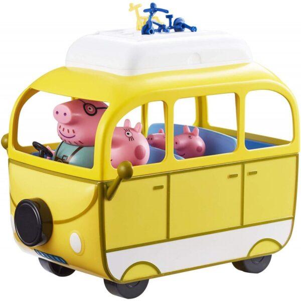 Peppa Pig Peppa Pig Peppa Pig Όχημα Για Κάμπινγκ Της Πέππα PPC46000 Αγόρι, Κορίτσι 3-4 ετών, 4-5 ετών