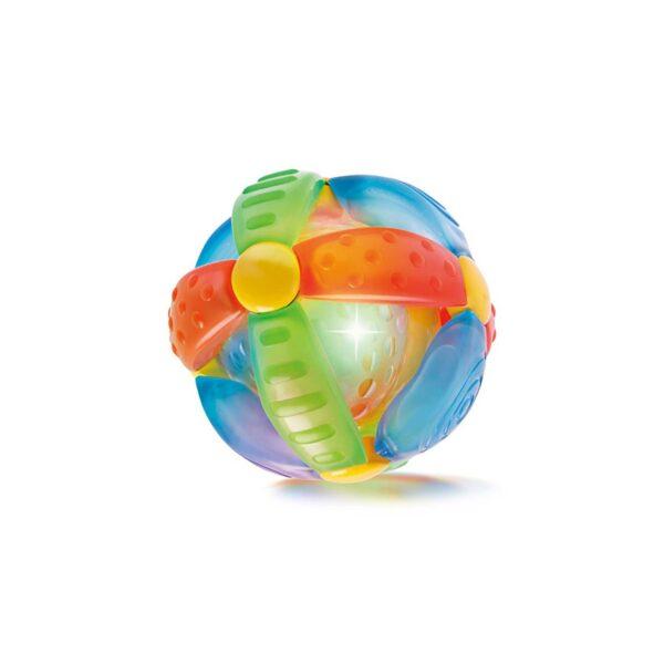 Bkids - Μπάλα με ήχους και φώτα Bkids Αγόρι, Κορίτσι 0-6 μηνών, 12-24 μηνών, 2-3 ετών, 6-12 μηνών