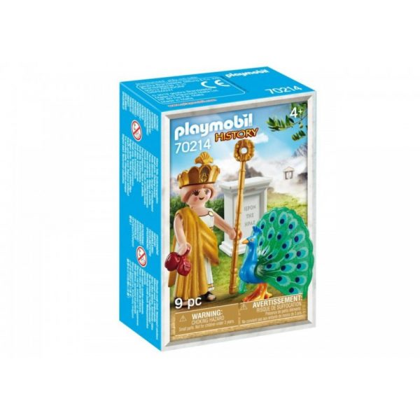 Playmobil Θεά Ήρα Playmobil, Playmobil History Unisex