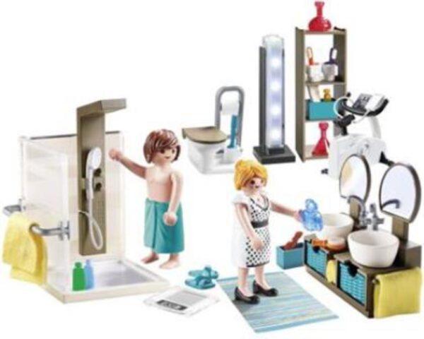 Playmobil, Playmobil City Life  Playmobil Mοντέρνο Λουτρό Unisex