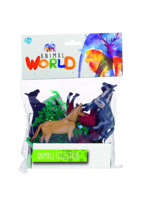Animal World ANIMALS COLLECTION  Αγόρι, Κορίτσι 4-5 ετών, 5-7 ετών Animal World