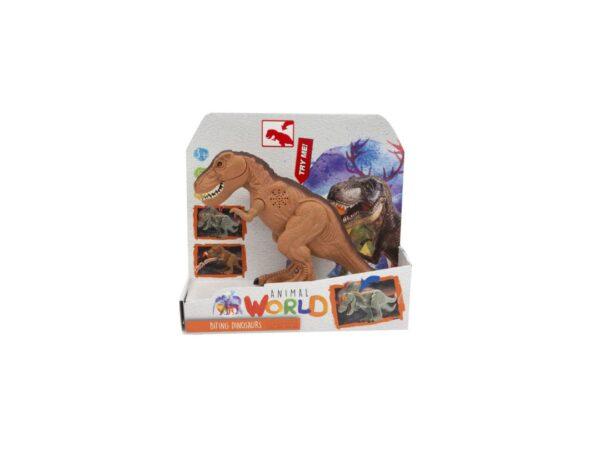 Animal World - Δεινόσαυρος Επίθεση Animal World Αγόρι