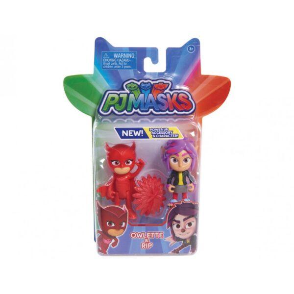 Pj Masks - Πιτζαμοήρωες Βασική Φιγούρα Σετ Των 2 - 3 Σχέδια PJM65000 Pj masks Αγόρι, Κορίτσι 3-4 ετών, 4-5 ετών PJ MASKS