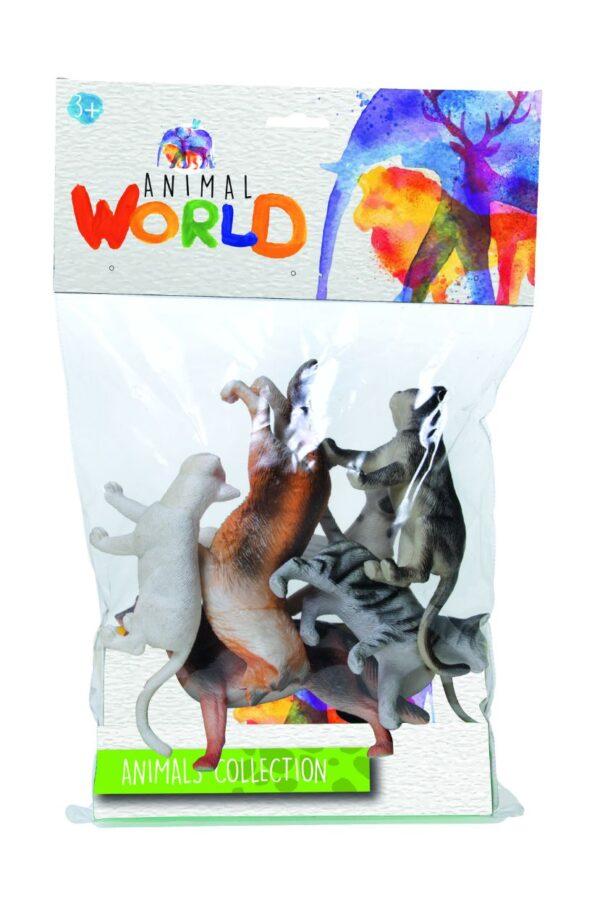 Animal World ANIMALS COLLECTION Animal World Αγόρι, Κορίτσι 4-5 ετών, 5-7 ετών