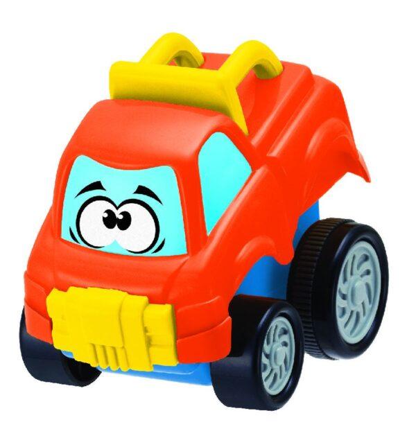 Baby Smile  Baby Smile City Patrol Car 3 Σχέδια Αγόρι, Κορίτσι 12-24 μηνών