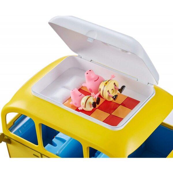 Peppa Pig Peppa Pig Αγόρι, Κορίτσι 3-4 ετών, 4-5 ετών Peppa Pig Όχημα Για Κάμπινγκ Της Πέππα PPC46000