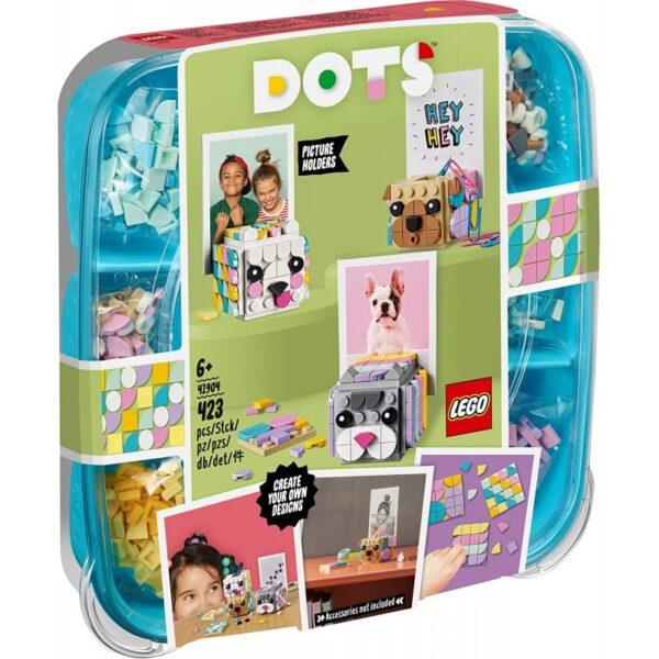 LEGO Dots Στηρίγματα Φωτογραφιών Με Ζωάκια 41904 5-7 ετών, 7-12 ετών Αγόρι, Κορίτσι LEGO, Lego Dots