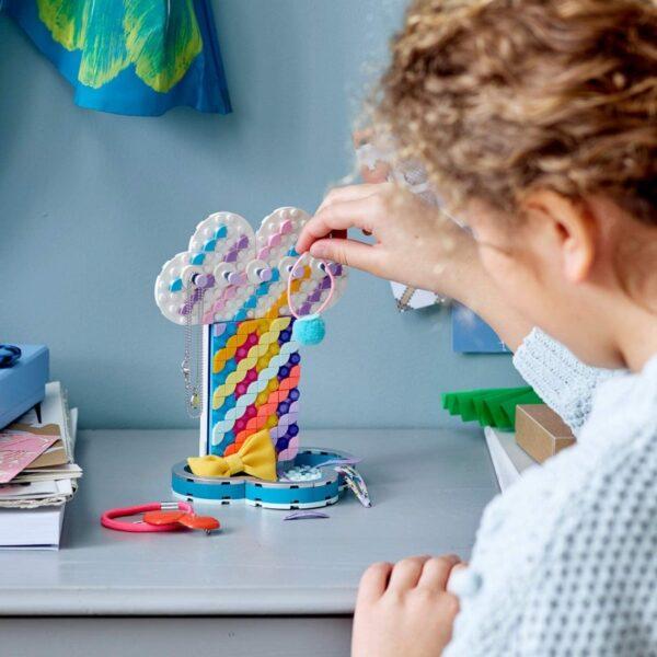 LEGO, Lego Dots  LEGO Dots Σταντ Κοσμημάτων Ουράνιο Τόξο 41905 Αγόρι, Κορίτσι 5-7 ετών, 7-12 ετών