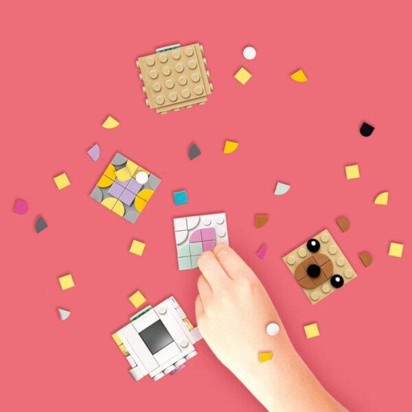 LEGO, Lego Dots  LEGO Dots Στηρίγματα Φωτογραφιών Με Ζωάκια 41904 Αγόρι, Κορίτσι 5-7 ετών, 7-12 ετών