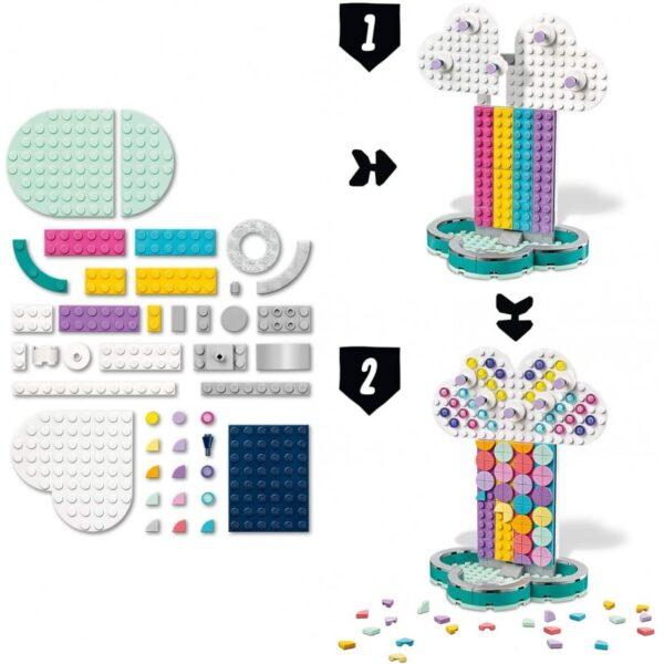 LEGO Dots Σταντ Κοσμημάτων Ουράνιο Τόξο 41905 LEGO, Lego Dots 5-7 ετών, 7-12 ετών Αγόρι, Κορίτσι