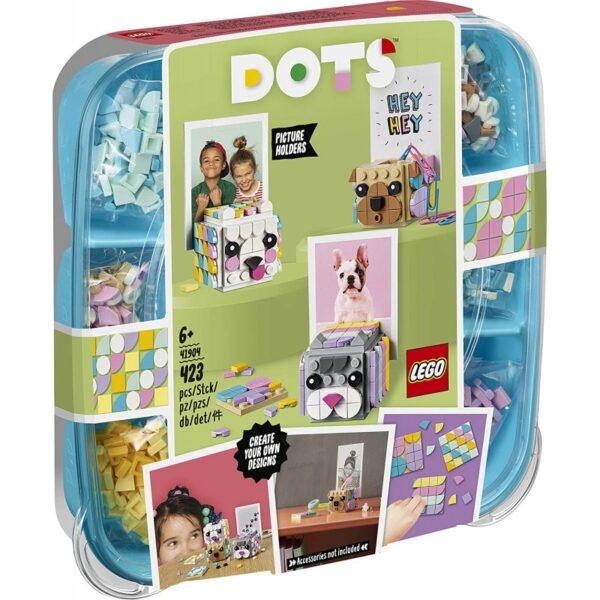 LEGO Dots Στηρίγματα Φωτογραφιών Με Ζωάκια 41904 LEGO, Lego Dots Αγόρι, Κορίτσι 5-7 ετών, 7-12 ετών