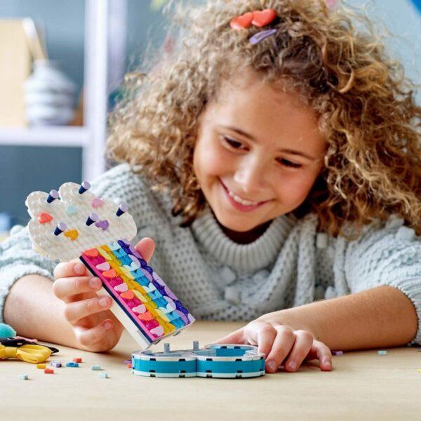 LEGO Dots Σταντ Κοσμημάτων Ουράνιο Τόξο 41905 5-7 ετών, 7-12 ετών Αγόρι, Κορίτσι LEGO, Lego Dots