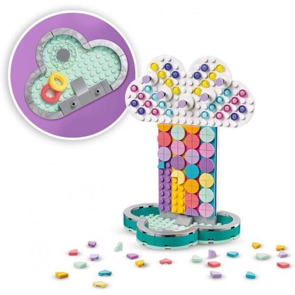 LEGO Dots Σταντ Κοσμημάτων Ουράνιο Τόξο 41905 Αγόρι, Κορίτσι 5-7 ετών, 7-12 ετών  LEGO, Lego Dots