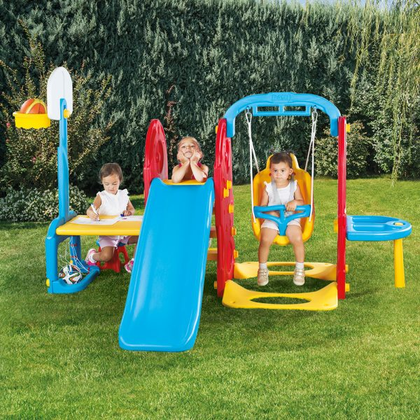 Dolu  Dolu Παιδική Χαρά 7 σε 1 Αγόρι, Κορίτσι 2-3 ετών, 3-4 ετών