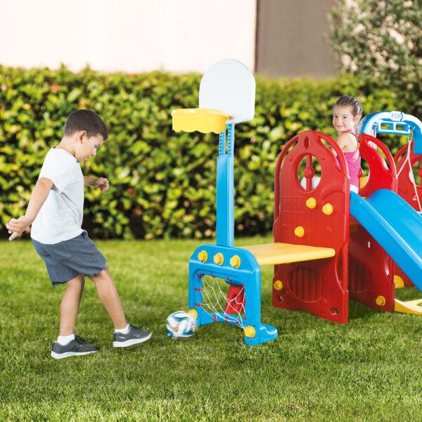 Dolu Παιδική Χαρά 7 σε 1 Αγόρι, Κορίτσι 2-3 ετών, 3-4 ετών  Dolu