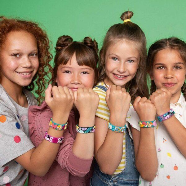 LEGO, Lego Dots Αγόρι, Κορίτσι 5-7 ετών, 7-12 ετών LEGO Dots Βραχιόλι Ουράνιο Τόξο 41900