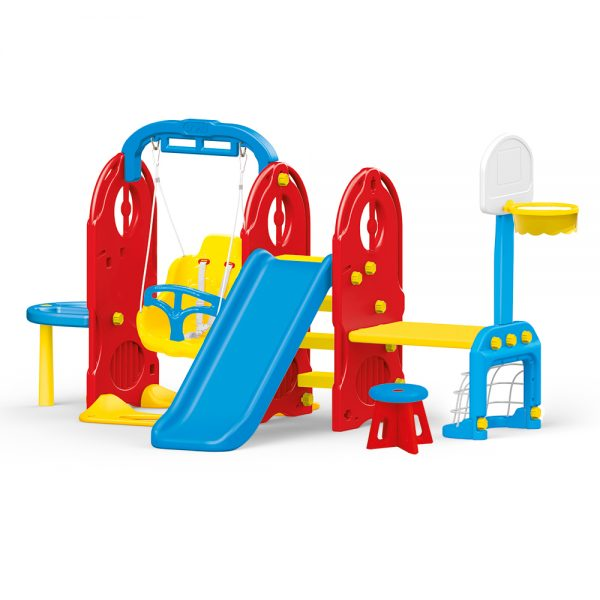 Dolu Παιδική Χαρά 7 σε 1 Dolu Αγόρι, Κορίτσι 2-3 ετών, 3-4 ετών