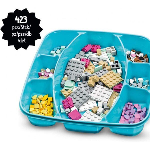 LEGO, Lego Dots Αγόρι, Κορίτσι 5-7 ετών, 7-12 ετών LEGO Dots Στηρίγματα Φωτογραφιών Με Ζωάκια 41904