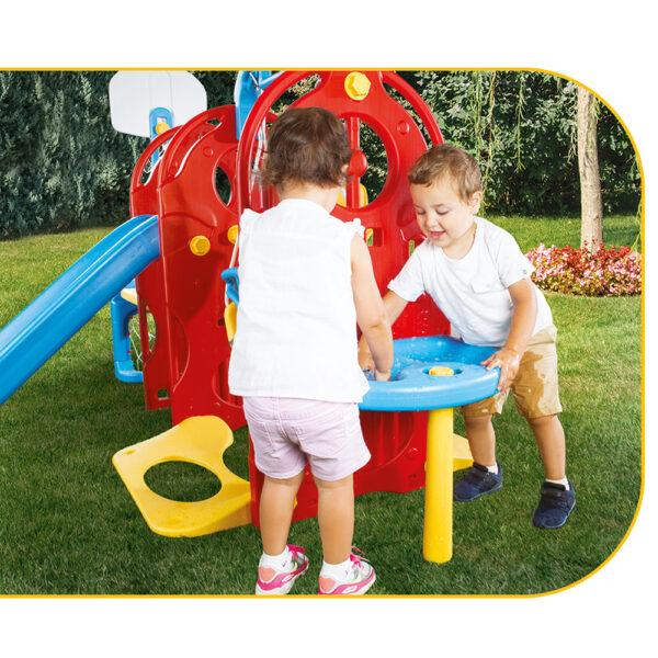 Dolu Παιδική Χαρά 7 σε 1 2-3 ετών, 3-4 ετών Αγόρι, Κορίτσι Dolu