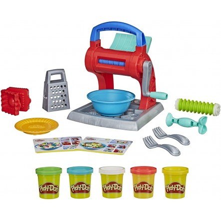 Play-Doh Δημιουργίες Κουζίνας Noodle Party E7776  Αγόρι, Κορίτσι 3-4 ετών, 4-5 ετών Play-Doh