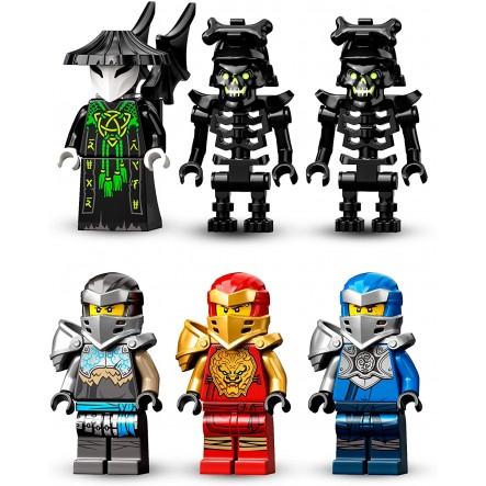 LEGO Δράκος του Μάγου του Κρανίου 71721 12 ετών +, 7-12 ετών Αγόρι LEGO, Lego Ninjago