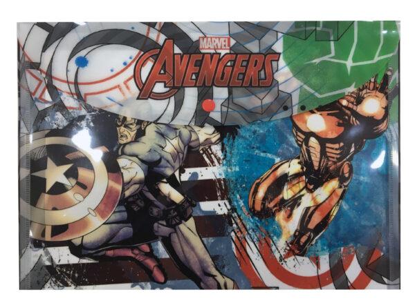 Gim  Φάκελος Κουμπί pp Avengers 337-28580 Gim   Avengers