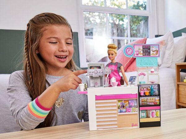 BARBIE Κορίτσι 3-4 ετών, 4-5 ετών Barbie Καφετέρια GMW03