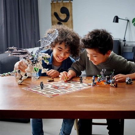 LEGO Δράκος του Μάγου του Κρανίου 71721 LEGO, Lego Ninjago 12 ετών +, 7-12 ετών Αγόρι