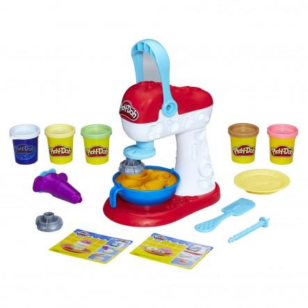 Play-Doh Kitchen Creations Spinning Treats Mixer E0102 Play-Doh Αγόρι, Κορίτσι 3-4 ετών, 4-5 ετών
