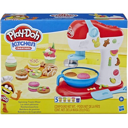 Play-Doh Kitchen Creations Spinning Treats Mixer E0102  Αγόρι, Κορίτσι 3-4 ετών, 4-5 ετών Play-Doh