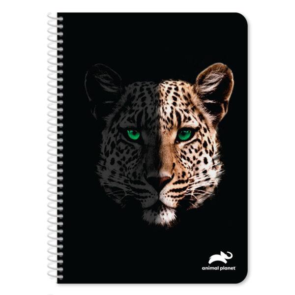Τετράδιο Σπιράλ Α4 Animal Planet 2 Θεμάτων, 60 Φύλλων  Αγόρι, Κορίτσι  ANIMAL PLANET