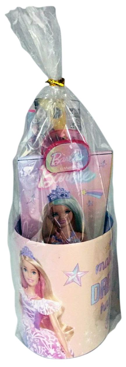 Gim Σετ Δώρου Μολυβοθήκη Barbie 349-65884 BARBIE Κορίτσι  Barbie