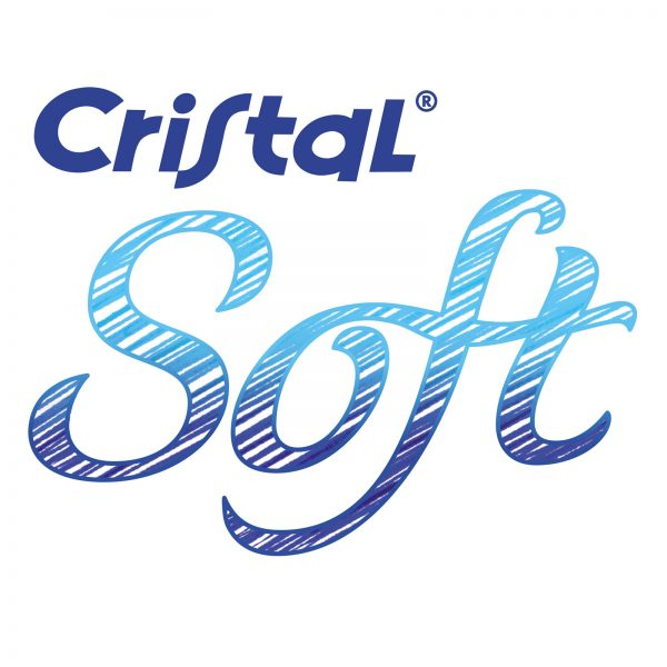 Bic Στυλό  Cristal Soft Μπλε BL4 918527 Αγόρι, Κορίτσι   Bic