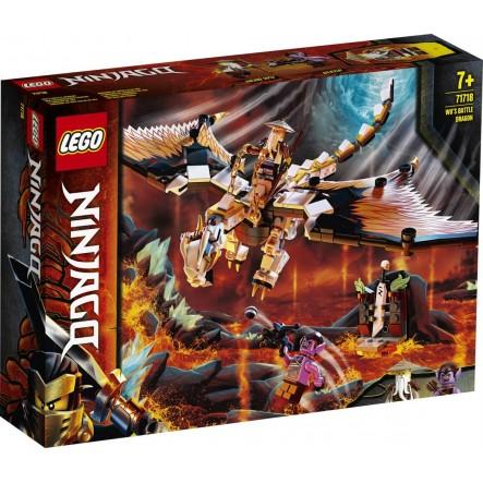 LEGO Δράκος Μάχης του Γου 71718 LEGO, Lego Ninjago Αγόρι 12 ετών +, 7-12 ετών