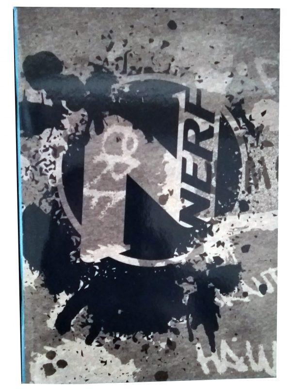 Gim  Τετράδιο 17x25cm nerf apparel-blast ass. 336-42400    Gim