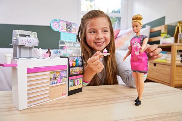 Barbie Καφετέρια GMW03 3-4 ετών, 4-5 ετών Κορίτσι BARBIE
