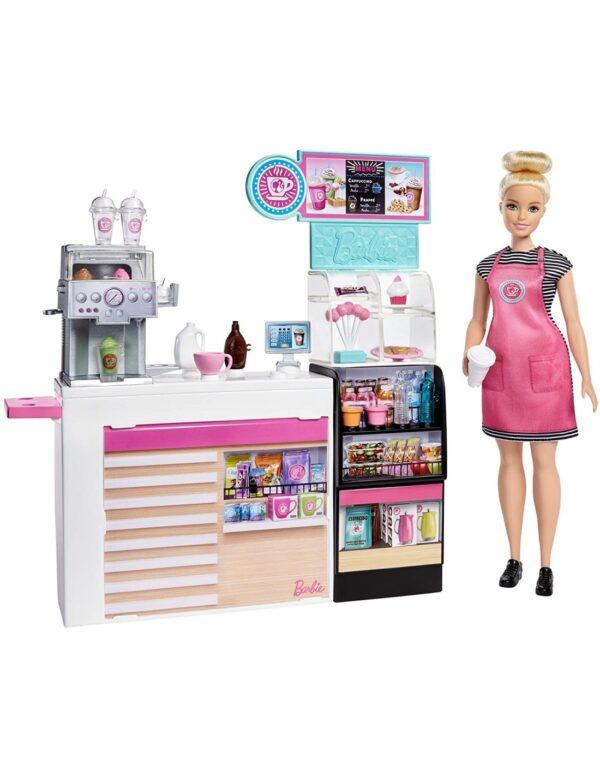 Barbie Καφετέρια GMW03 BARBIE Κορίτσι 3-4 ετών, 4-5 ετών